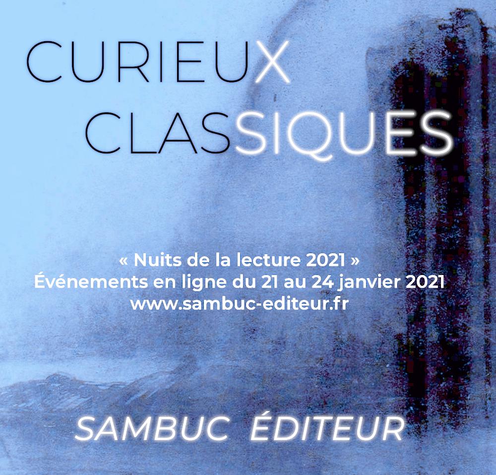 (Image : «Curieux classiques 2021»: chaque soir, un classique à redécouvrir)