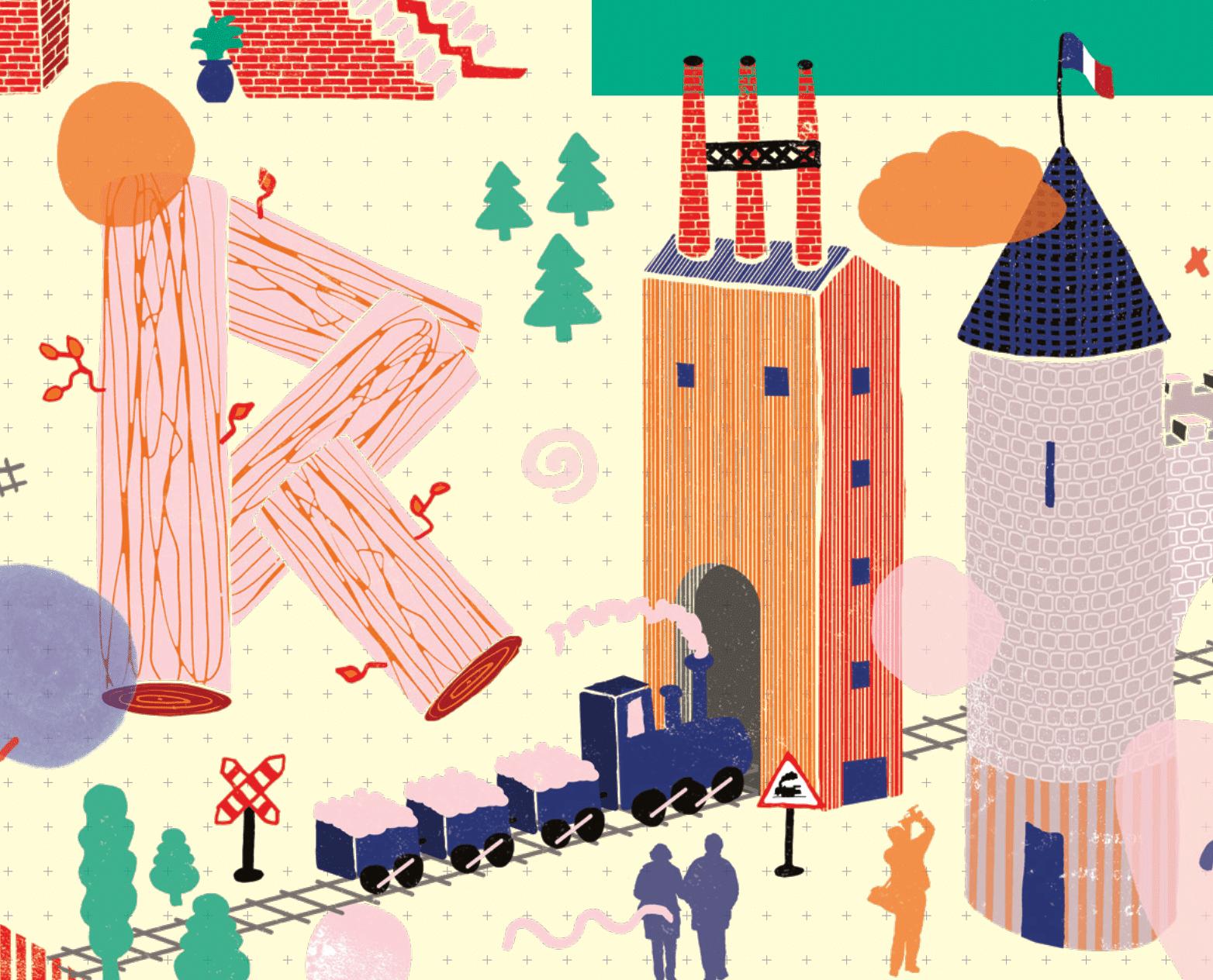 (Image : Les Journées du patrimoine et le chemin de fer)
