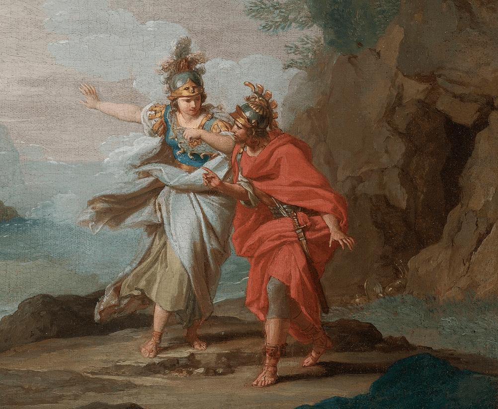 (Image : Un rivage qu'on ne reconnaît pas: le retour d'Ulysse)