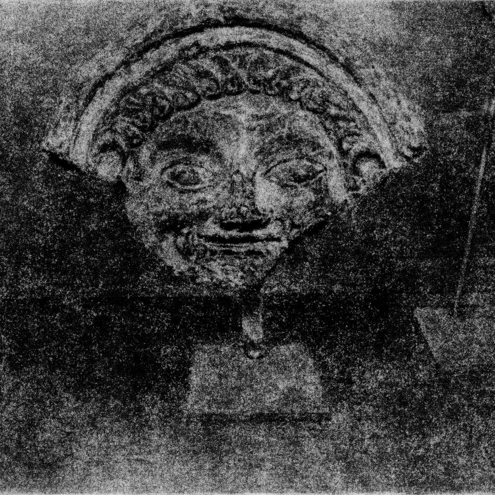 """""""Noran El Amouri : Masque (détail)"""". Image du livre : Lettres de Volterra (par Delphine Durand)"""