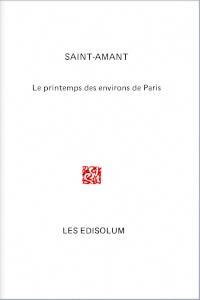 Couverture : Le Printemps des environs de Paris