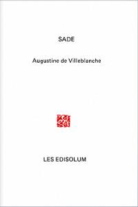 Couverture : Augustine de Villeblanche