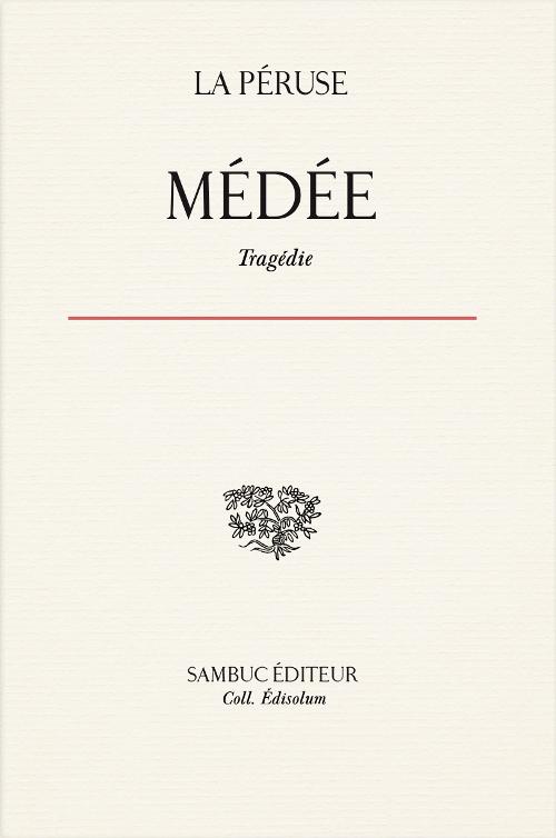 (Couverture : Médée)