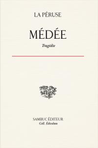 Couverture : Médée