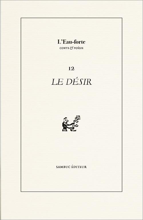 (Couverture : Le Désir)